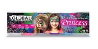 Fairy Princess Face Body Paint Set