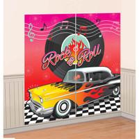 Classic Scene Setter Wall Decorating Kit