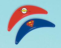 Justice League Boomerang Favor