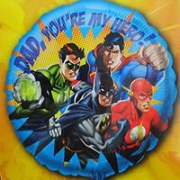 Justice League Hero Dad