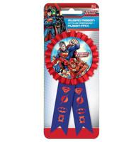 Justice League Award Ribbon Confetti Pouch Each