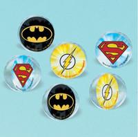 Justice League Bouncy Balls Favors
