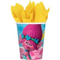 Trolls Paper Cups