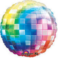 Shape  Disco Fever Foil Balloon