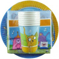 Adventure Time Party Pack 40 Party Pack