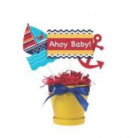 Ahoy Matey Centrepiece Sticks only