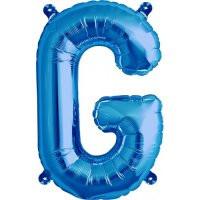 Blue Letter G Megaloon Balloon