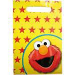 Elmo Licensed Lootbag Pack 6