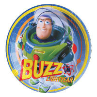 TOY STORY PLATE 9""
