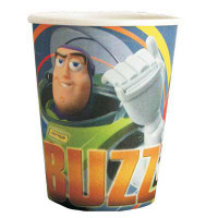 TOY STORY CUPS 8 ozs