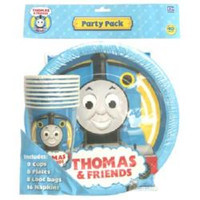 THOMAS 40 PCE PARTY PACK
