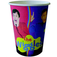 WIGGLES PARTY CUPS pack 8