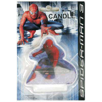 SPIDERMAN 3 CANDLE