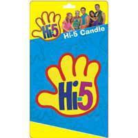 HI 5 CANDLE