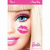 BARBIE INVITES