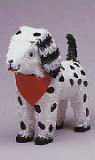 Dalmation Dog Pinata
