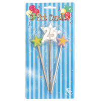 BSC - #25 THREE STAR PICK CANDLE