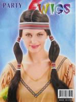 Indian Girl Wig