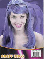 Glamour Wig - Blue