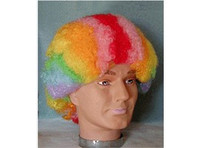 Clown Wig - Multicolour