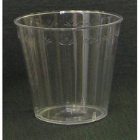 PLASTIC DRINKWARE SHOT GLASSES 30ml P40