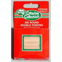 Toothpick Round 200