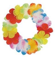 LUAU FLOWER HEADBAND - MULTI