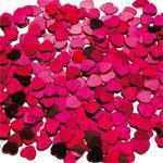Hearts Fuchsia Scatterfetti Bag 15g
