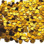 Hearts Gold Scatterfetti Bag 15g
