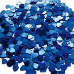 Hearts Blue Scatterfetti Bag 15g