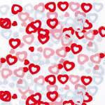 Assorted Hearts Scatterfetti Bag 15g