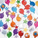 Balloons & Stars Scatterfetti Bag 15g