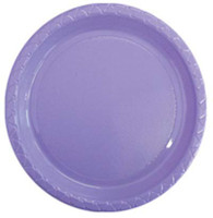 Plate Dinner Heavy Duty Lavender 230mm Pack of 25
