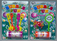 BUBBLE FUN  VARIETIES