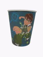 Ben 10 Cups Pk 6
