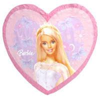 Barbie Heart Pinata