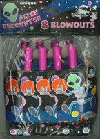 Alien Blowouts Pk 8