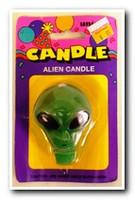 Alien Candle