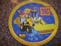 Bob The Builder Dinner Plates