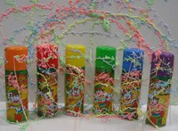 SILLY STRING ASSORTED COLOURS