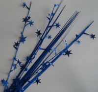 DEC.SPRAY BLUE STARS P1