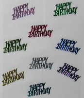 SCATTERS P17gms HAPPY BIRTHDAY