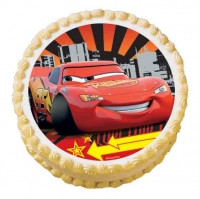 CARS - LIGHTNING McQUEEN EDIBLE IMAGE