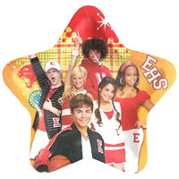 HIGH SCHOOL MUSICAL PLATES