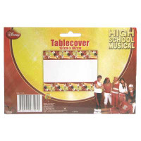 HIGH SCHOOL MUSICAL TABLECOVER