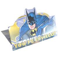 BATMAN INVITES 8