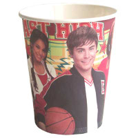HIGH SCHOOL MUSICAL CUPS 8