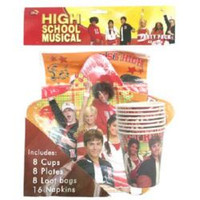 HIGH SCHOOL MUSICAL  PARTY PACK 40