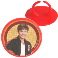 HIGH SCHOOL MUSICAL PARTY RINGS 10