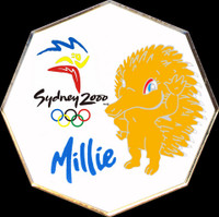 SYDNEY 2000 OLYMPICS - JAPANESE NOC - NOT RELEASED